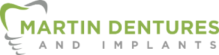 Martin Dentures And Implants Logo