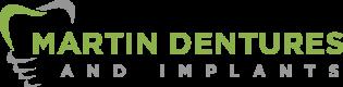 Martin Dentures And Implants Logo